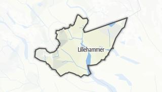 Карта / Lillehammer