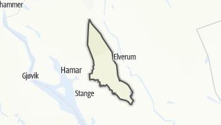 Карта / Løten