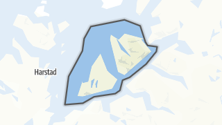地图 / Ibestad