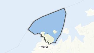 地图 / Karlsøy