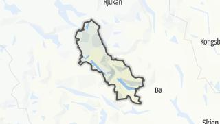 Mappa / Seljord