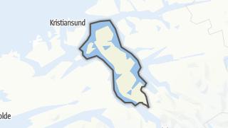 Mapa / Tingvoll
