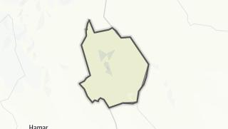 Mapa / Trysil