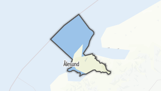 Mapa / Ålesund