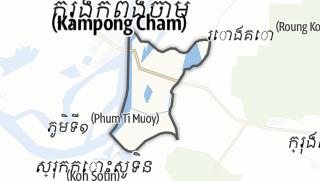地图 / Tonle Bet
