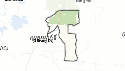 Map / Tuol Souphi