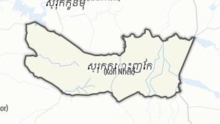 מפה / Kaoh Nheaek
