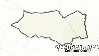 Mapa / Pu Chrey