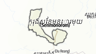 Kartta / Romonea