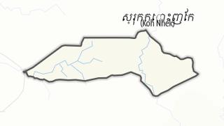 Mapa / Sokh Sant