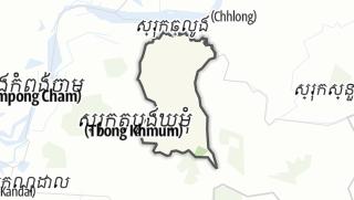 Карта / Dambae