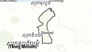 Mapa / Trapeang Pring