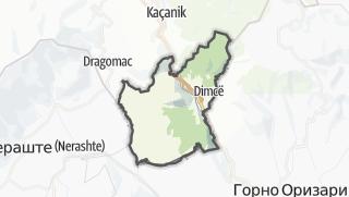 Mapa / Han i Elezit