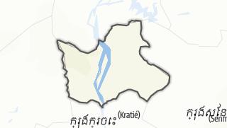 Karte / Sambour