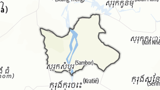 Mapa / Sambour