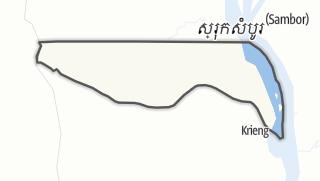 מפה / Voadthonak
