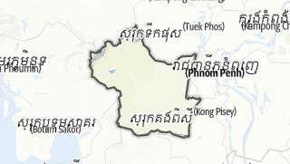 מפה / Kampong Speu