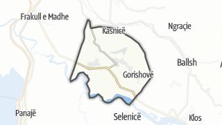 Mapa / Cakran