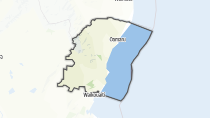 Mapa / Moeraki Constituency