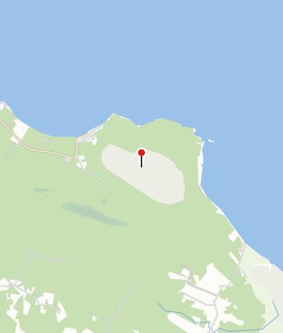 Karte / Gandoca Manzanillo Naturschutzgebiet