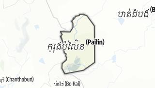 Hartă / Pailin
