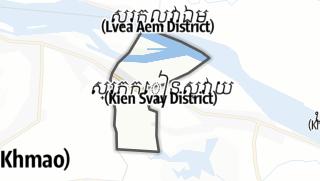 Térkép / Phum Thum