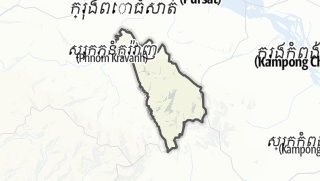 Mapa / Prongil