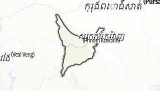 Karte / Samraong