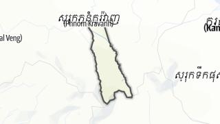 Térkép / Santreae