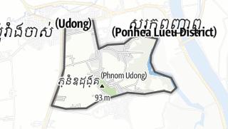 Mapa / Phsar Daek