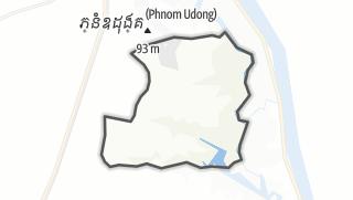 Mapa / Phnum Bat