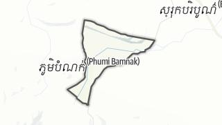 Mapa / Chheu Tom