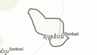 Mapa / Dambae