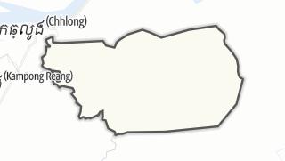 Karte / Damrei Phong