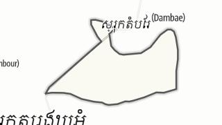 Mapa / Kouk Srok