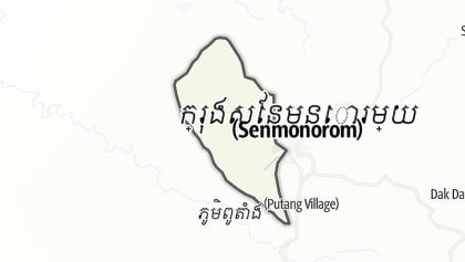 地图 / Monourom