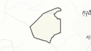 Mapa / Srae Chhuk