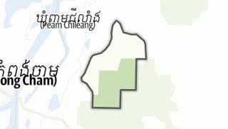 地图 / Thma Pech
