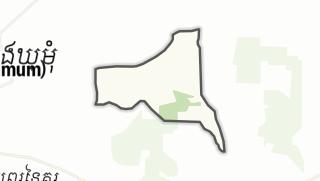 Mapa / Tuek Chrov