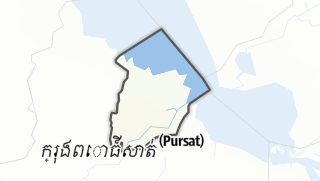 Térkép / Kandieng