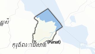 Карта / Kandieng
