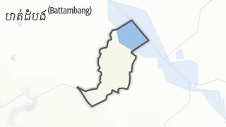 Térkép / Bakan