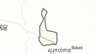 Карта / Boeng Khnar