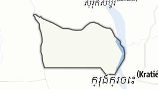 地图 / Chrouy Banteay