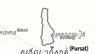 Mapa / Kaoh Chum