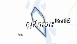 地图 / Kaoh Trong