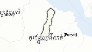 Mapa / Snam Preah
