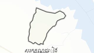 Mapa / Srae Sdok