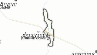 Karte / Svay Doun Kaev