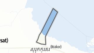 Hartă / Kampong Luong